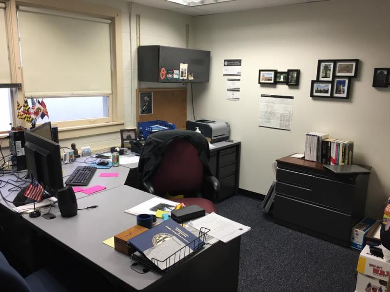 My Office at AACPS