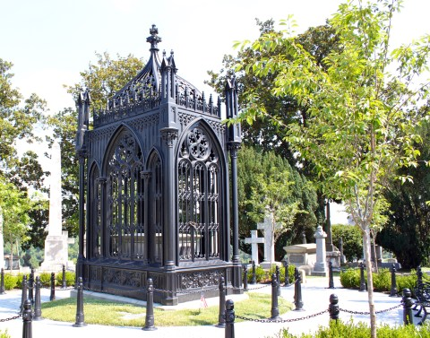 James Monroe's Tomb - <i>Photo by John Dolan</i>