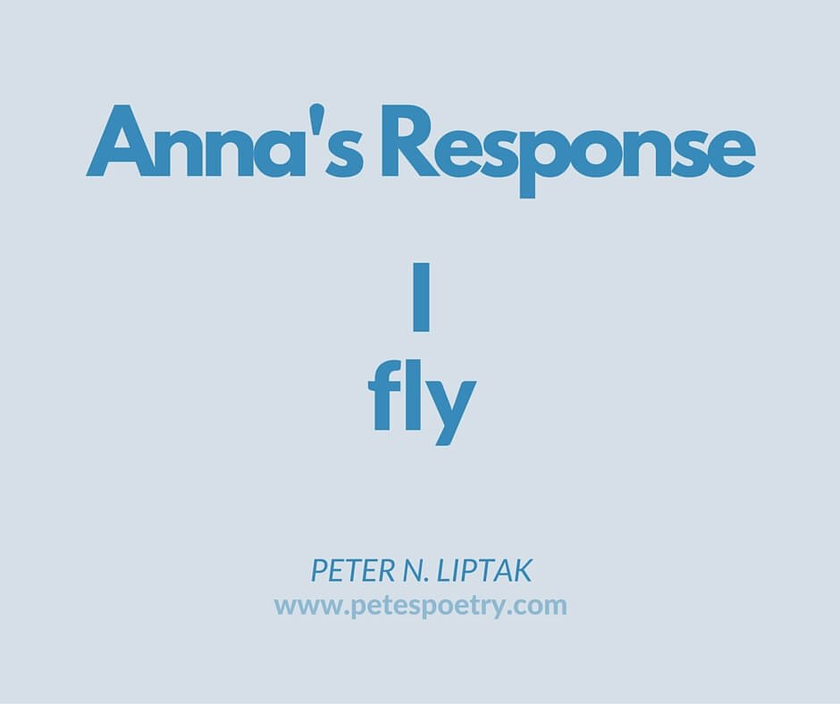Anna's Response