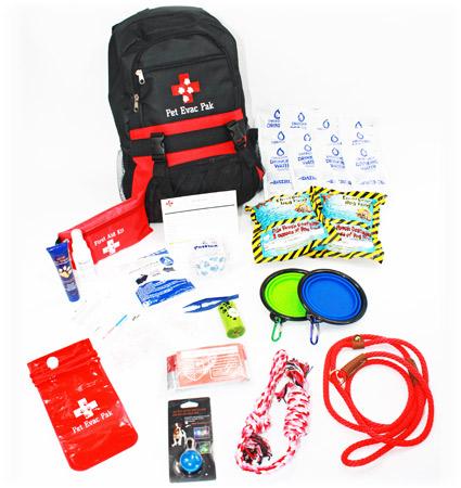 Small/Medium Dog Emergency Evacuation Survival Kit