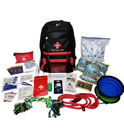 Pet Evac Pak Big Dog Emergency Kit