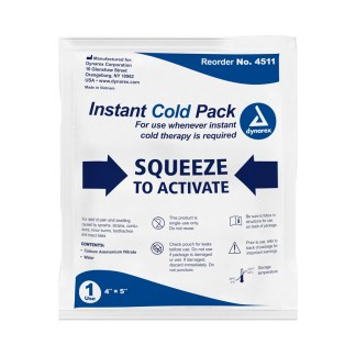 Dynarex Cold Pack, swelling, pain relief,
