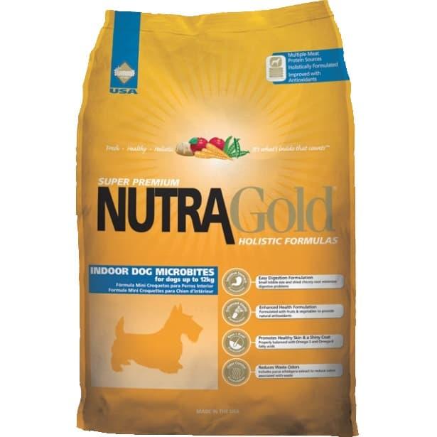 NutraGold Indoor Dog Microbites
