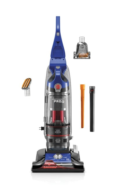Hoover WindTunnel 3 Pro Pet Bagless Upright Tools