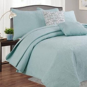 Deluxe Mineral Chelsea Bedspread set