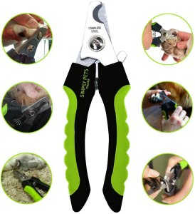 Simply Pets Online Dog Nail Clippers
