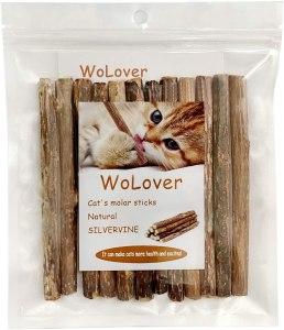 Silvervine Chew Sticks Toys for your cat