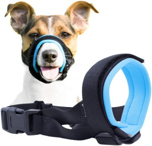 Soft Neoprene Padding Prevents Biting Unwanted Chewing