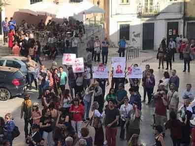 Coimbra: crítica ao STF