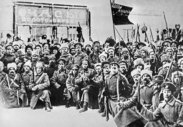 Revolução de Fevereiro de 1917