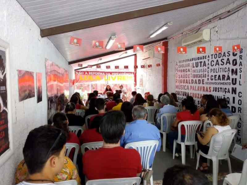Reunião Estadual do DAP Ceará