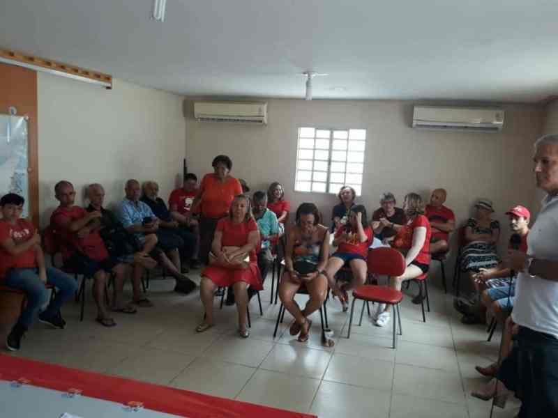 Ato PT 39 anos mantido pelo DAP Pernambuco
