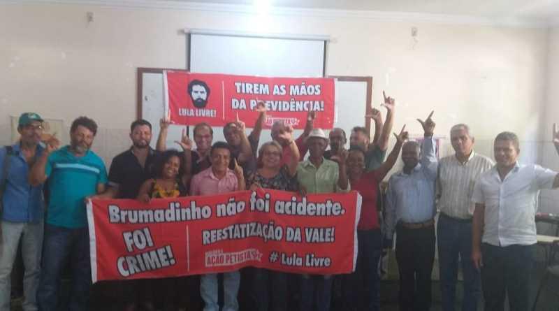 Reunião em Governador Valadares