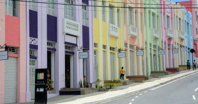 Villa Sanhauá, em João Pessoa/PB