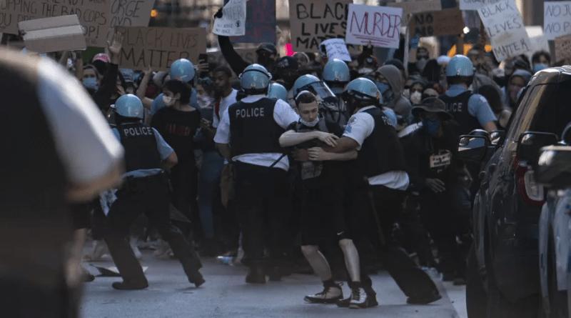 Protestos dia 31 em Chicago