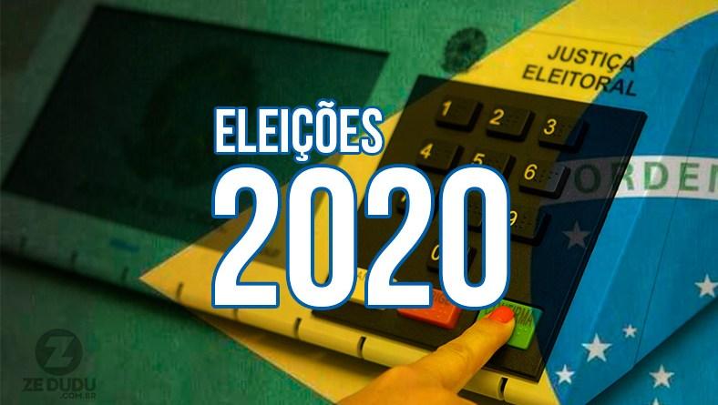Urna Eleições 2020
