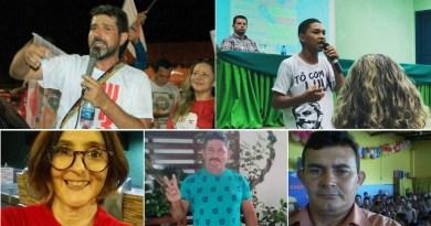pré candidatos do DAP de Parintins/AM