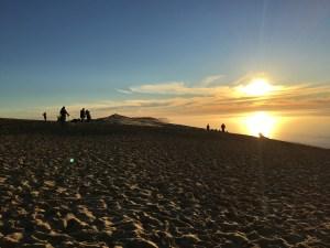 Que faire: sommet de la Dune du Pyla