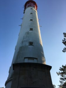 Que faire? Phare du Cap Ferret