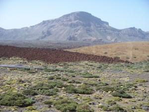 Voyage Teide