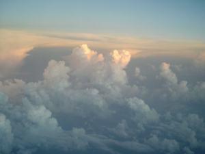 Voyage, petit nuage