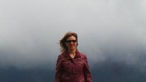 Chamonix, parc de Merlet par temps couvert, Chamonix