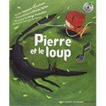Livres musicaux, Pierre et le Loup