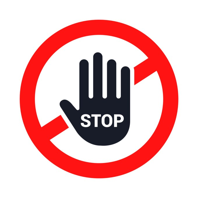 Stop main