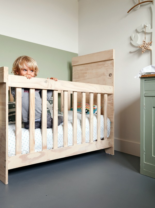 Green In Kids Rooms Petit Amp Small