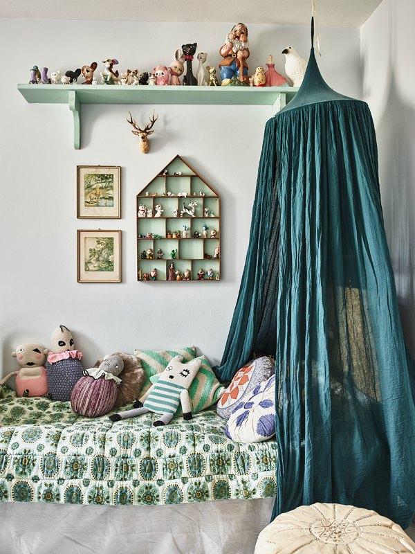 vintage-kids room