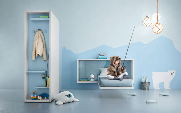 New Kids Bedrooms By Lago Petit Amp Small