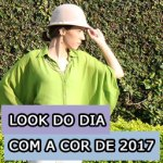 Look do Dia: Greenery – a cor de 2017