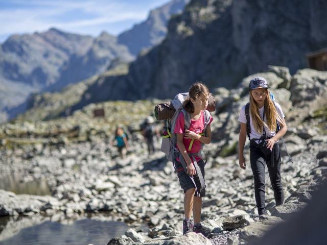 10 astuces pour motiver vos enfants à faire de la randonnée