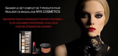 Nyx Cosmetics France