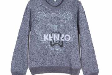 kenzo pull tigre homme