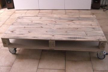 Table En Palette Tuto