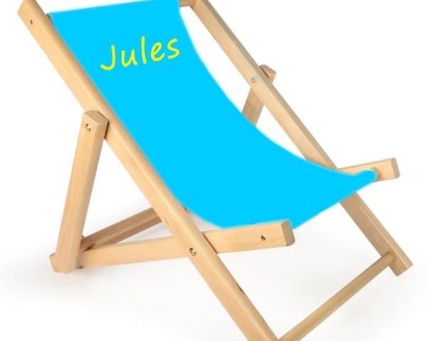 Chaise Longue Relax De Jardin