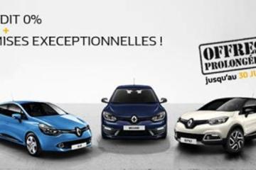 Renault Maroc Promotion