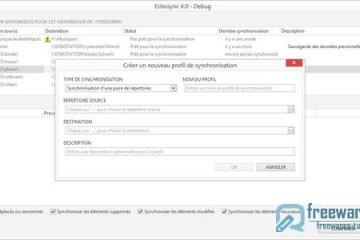 syncback free windows 10 français