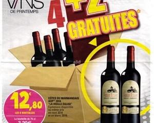 Prospectus Foire Aux Vins Leclerc