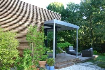 décorer une terrasse extérieure