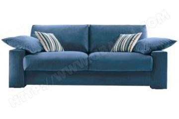 canapé lit couchage permanent
