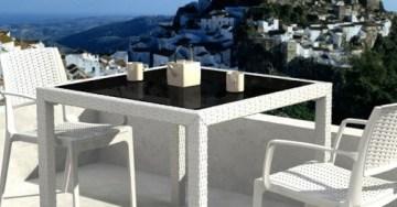 aménager petite terrasse extérieure