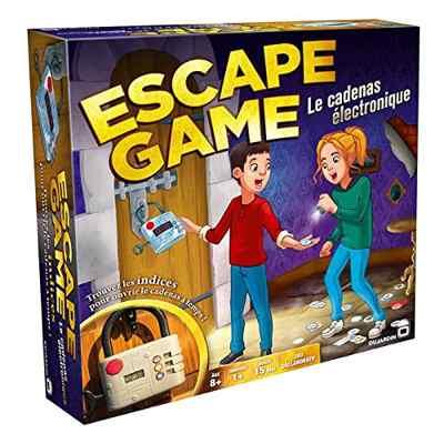 escape game le cadenas electronique