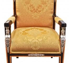 fauteuil et canapé de salon