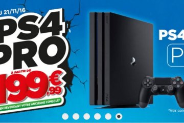 ps4 a 200 euros