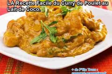 poulet coco réunionnais