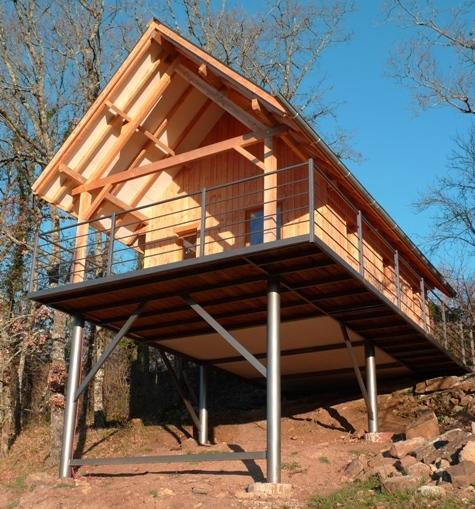 kit terrasse en bois castorama