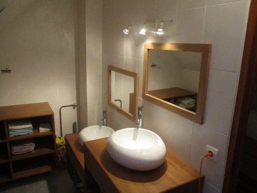 parquet salle de bain