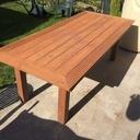 construire terrasse bois extérieur